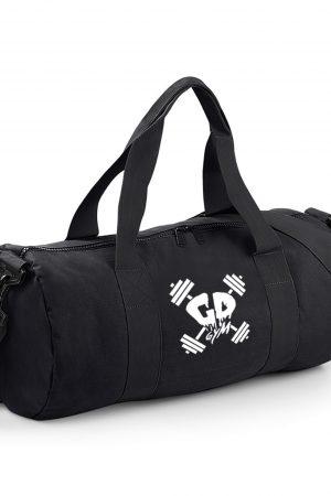 gym bag - black edition