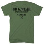 GD G.Wear Military Gym T Shirt