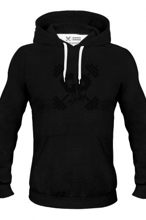 Get Down Big Chest Logo Hoodie